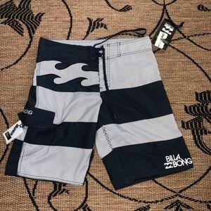BillaBong Board Shorts Men's Size 32 NEW